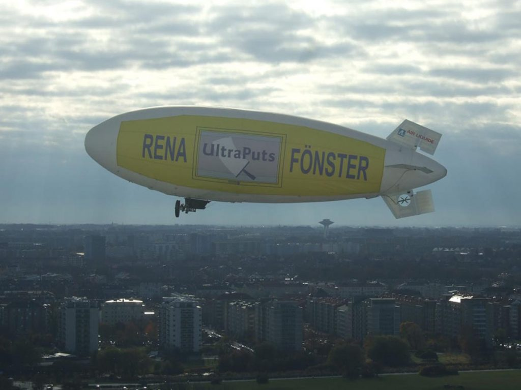 7m electrical blimp 1200 | Leader of Inflatable Tent | Advertising Balloon | Balloon Light | Helium Compressor in China